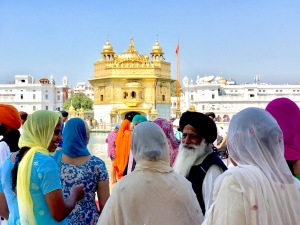 Golden Temple, Amritsar.